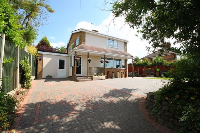 Detached house for sale in Bankhouse Road, Stoke-On-Trent