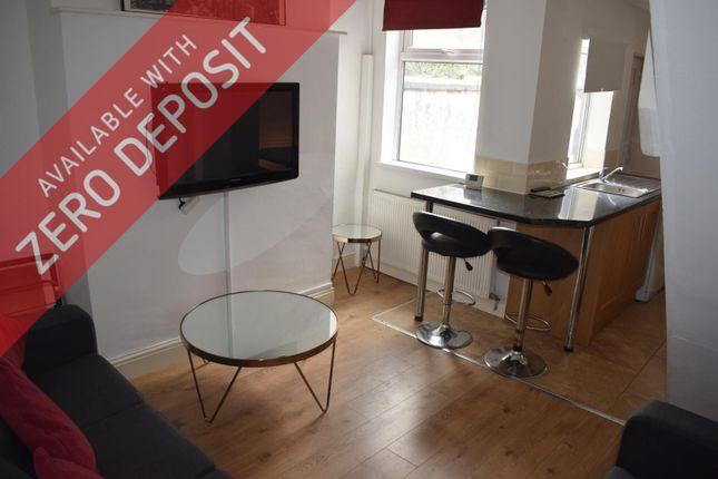 Living Area of Heald Avenue, Rusholme, Manchester M14