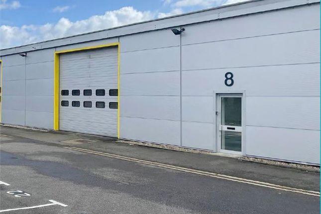 Thumbnail Industrial to let in Unit 8, Trackside, Abbot Close, West Byfleet Weybridge, Surrey