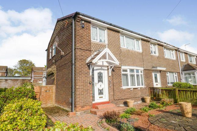 3 bed semi-detached house for sale in Viscount Road, New Silksworth, Sunderland SR3