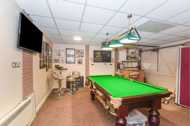 Double Garage of Cypress Avenue, Welwyn Garden City AL7