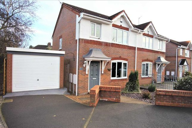 3 bed semi-detached house to rent in Moorsley Drive, Blackley, Blackley M9