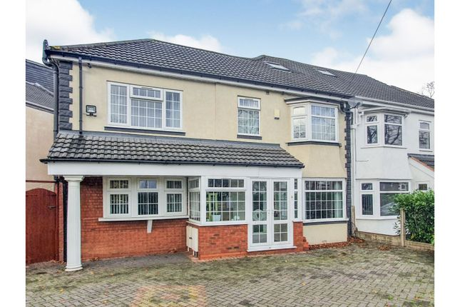 Thumbnail Semi-detached house for sale in Bromford Lane, Birmingham