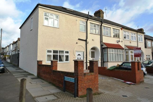 Thumbnail End terrace house for sale in Chudleigh Road, Brockley