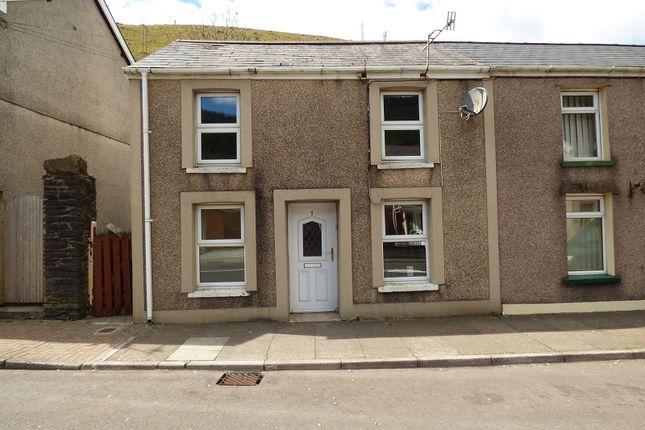 Thumbnail Property to rent in Alma Terrace, Ogmore Vale, Bridgend.