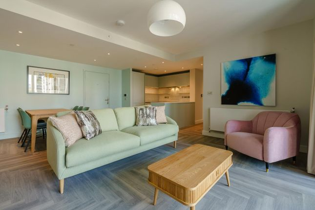 Thumbnail Flat to rent in 48 Olympic Way, Wembley Park, Wembley, Middlesex