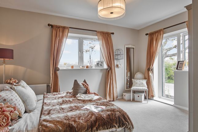 Thumbnail Detached house for sale in Off Commonside Road, Harlow