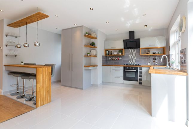Thumbnail End terrace house to rent in Church Drive, London