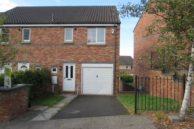 Thumbnail Semi-detached house to rent in 56 Windmill Way, Central Gateshead, Gateshead