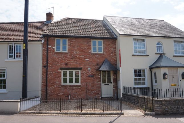 Thumbnail Terraced house for sale in The Pavement North Curry, Taunton