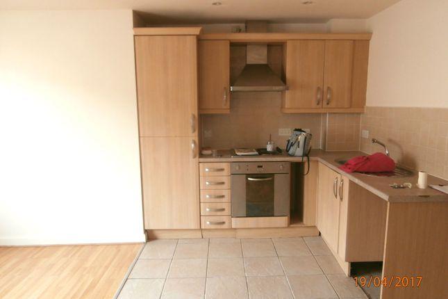 Thumbnail Flat to rent in Cook Street, Darlaston, Wednesbury