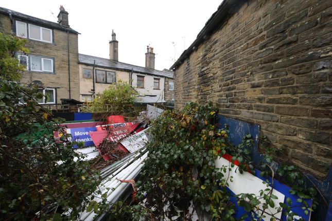 Garden of Cross Lane, Bradford BD7