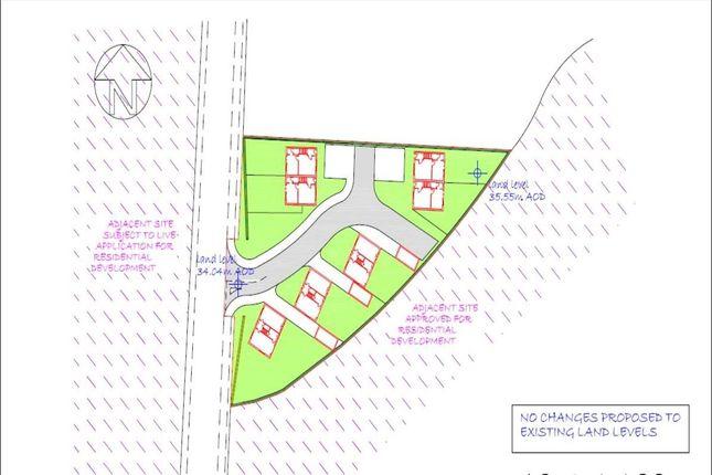 Thumbnail Land for sale in Lancaster Road, Forton, Preston