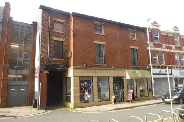Thumbnail Commercial property for sale in 137 The Rock, Bury, Lancashire
