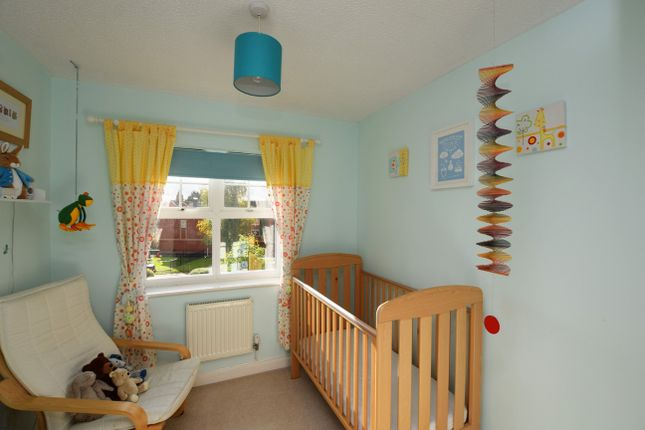 Bedroom Three of Knights Crescent, Exeter EX2