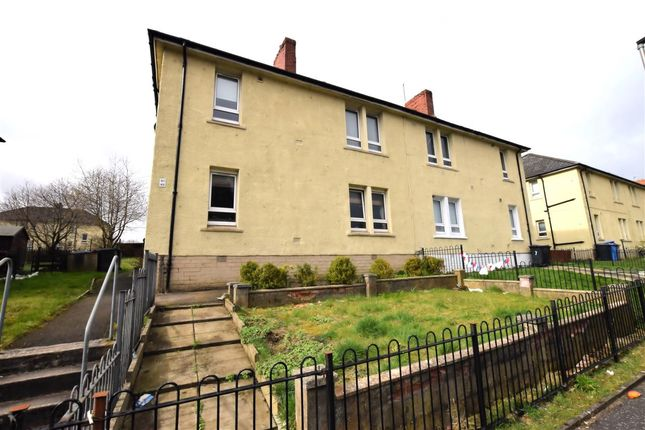 Thumbnail Flat for sale in Welsh Drive, Blantyre, Glasgow