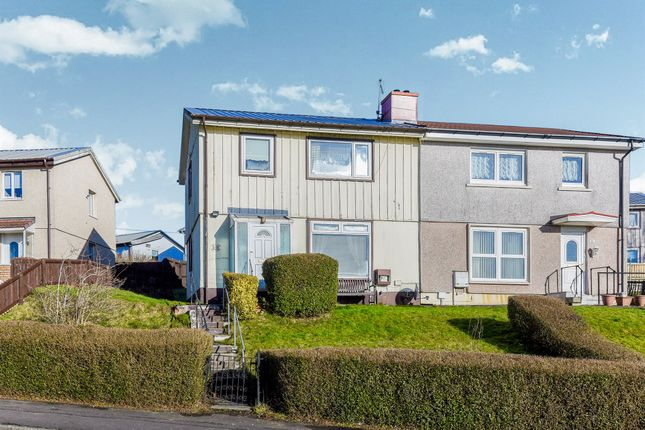 Thumbnail Semi-detached house for sale in Everard Drive, Glasgow
