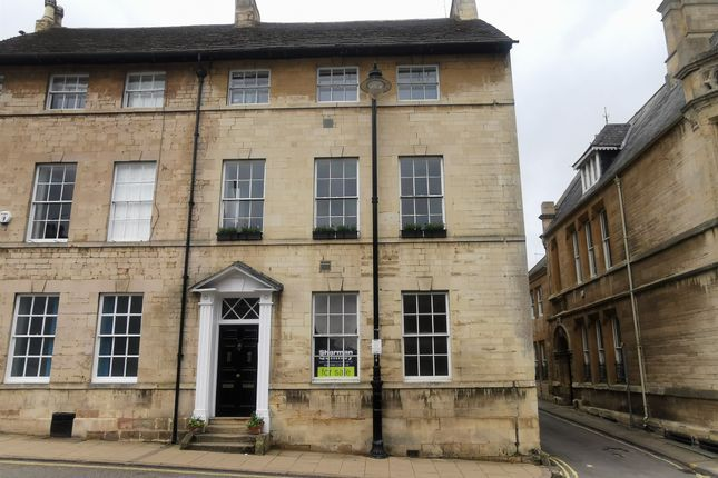 Thumbnail Flat for sale in High Street, St Martins, Stamford