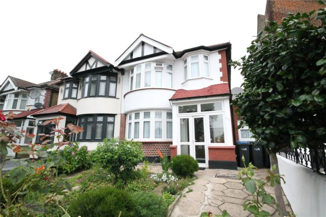 Thumbnail End terrace house for sale in Bury Street West, London