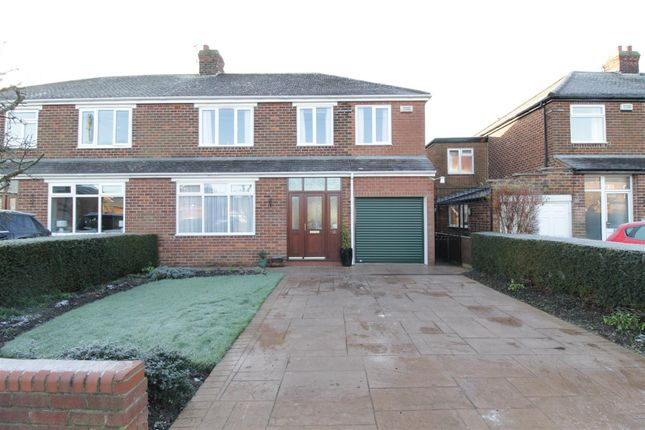 4 bed semi-detached house for sale in Clifton Avenue, Eaglescliffe, Stockton-On-Tees TS16