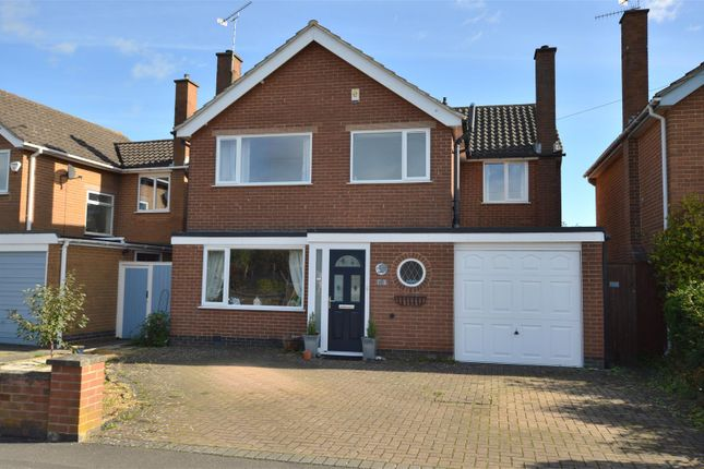 Thumbnail Detached house for sale in Park Road, Duffield, Belper