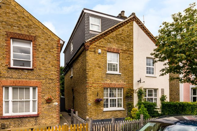 Thumbnail 4 bed semi-detached house for sale in Newbury Road, Bromley