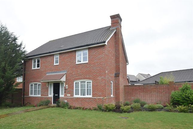 4 bed detached house for sale in Ryefield Road, Bognor Regis, West Sussex PO21