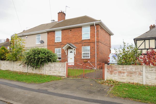 Thumbnail Semi-detached house for sale in Gloucester Road, Chesterfield