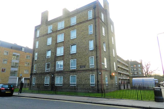 Thumbnail Flat to rent in Tent Street, Whitechapel
