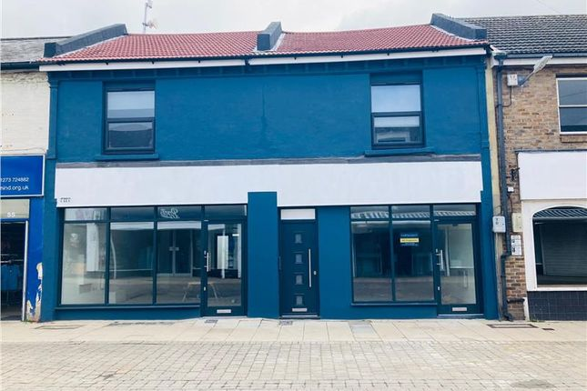 Thumbnail Retail premises to let in 53 George Street, Hove, East Sussex