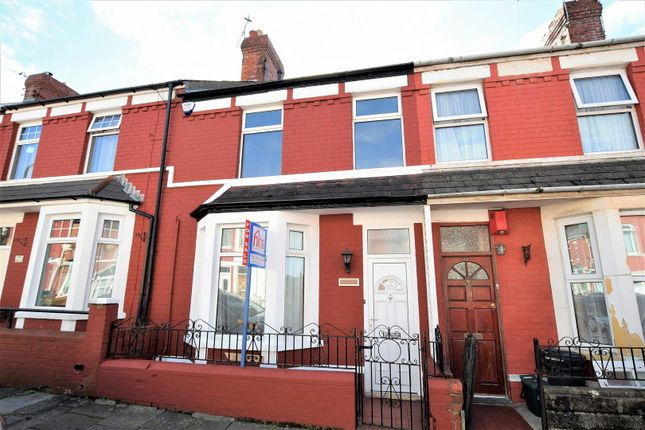 Front of Evelyn Street, Barry CF63
