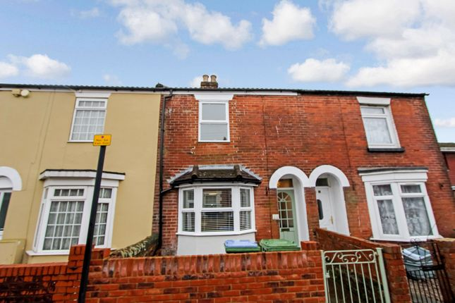 Thumbnail Terraced house for sale in Andover Road, Freemantle, Southampton