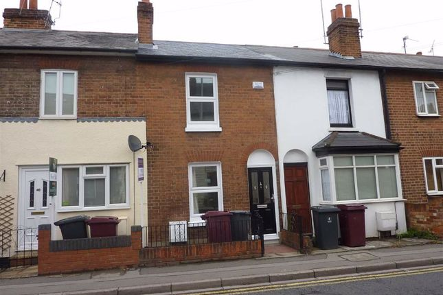 Thumbnail Terraced house to rent in Gosbrook Road, Caversham, Reading