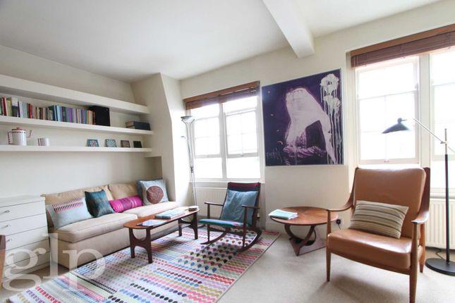 Thumbnail Flat to rent in Judd Street, Bloomsbury