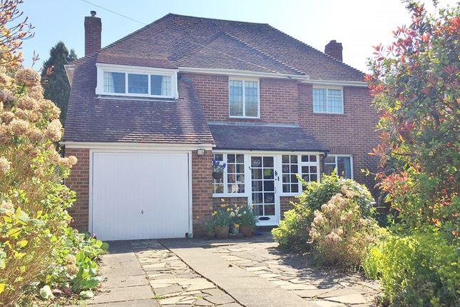Thumbnail Detached house for sale in Solent Way, Alverstoke, Gosport