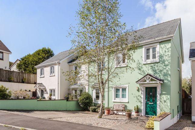 Thumbnail Semi-detached house for sale in Parc Y Foel, Foelgastell, Llanelli