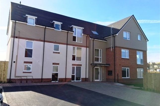 Thumbnail Flat to rent in Elliot House, Rugby, Warwickshire