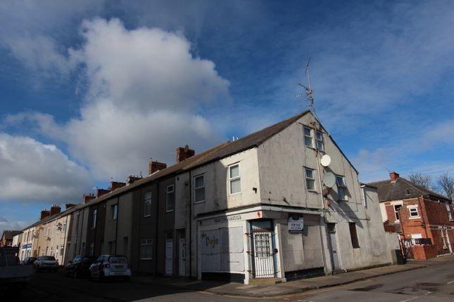 3 bed maisonette to rent in Maddison Street, Blyth NE24