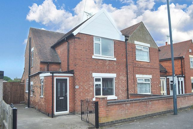 Thumbnail Semi-detached house for sale in Baker Street, Alvaston, Derby