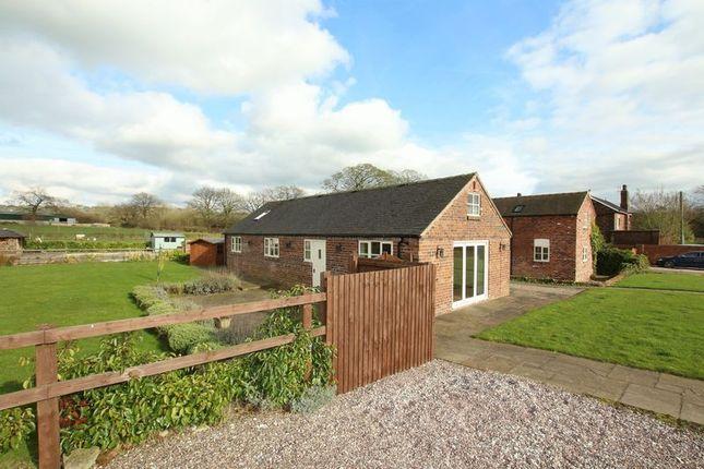 Thumbnail Detached bungalow to rent in Well Lane, Gillow Heath, Biddulph