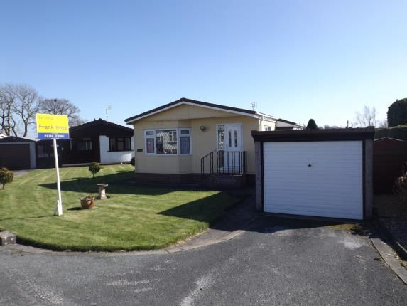 Thumbnail Bungalow for sale in Mill Green, Millfield Park, Old Tupton, Chesterfield