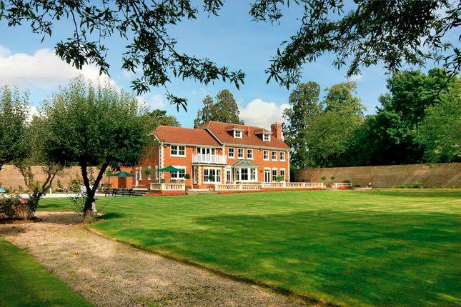 Thumbnail Detached house for sale in Tilehouse Lane, Denham, Uxbridge