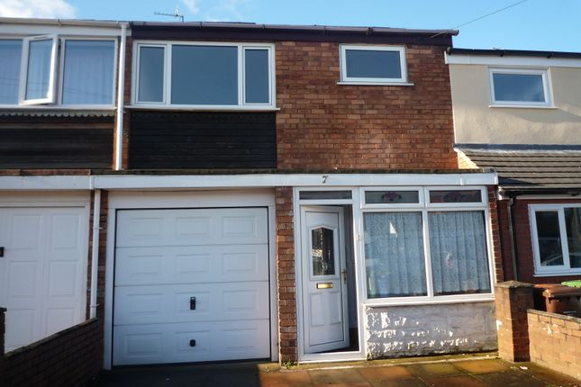 3 bed terraced house to rent in Chalfont Avenue, Cannock WS11