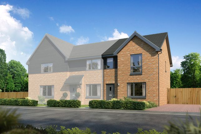 "3 bedroom terraced house for sale in ""Argyll"" at Countesswells Park Place, Countesswells, Aberdeen"