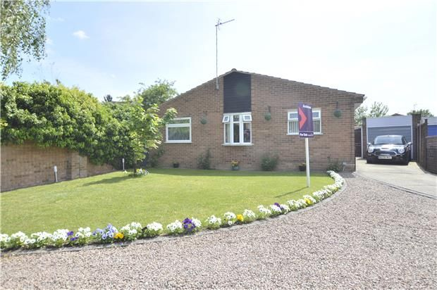 Thumbnail Detached bungalow for sale in Pippins Road, Bredon, Tewkesbury, Gloucestershire