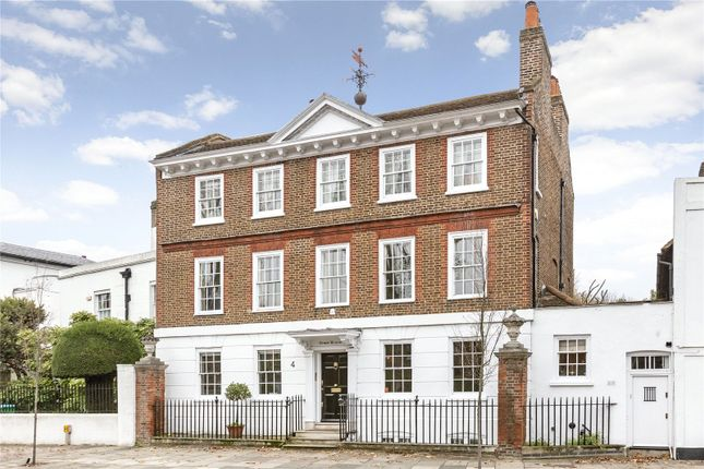 Thumbnail Link-detached house for sale in Church Street, Hampton, Middlesex