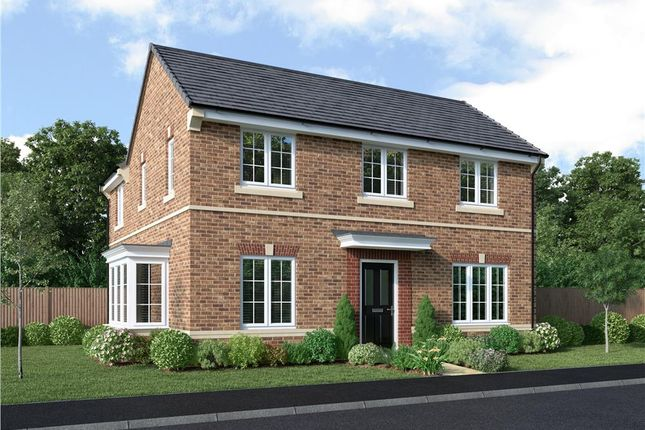 """Thumbnail Detached house for sale in """"Repton"""" at Burkwood Drive, Wakefield"""