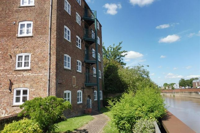 Thumbnail Flat to rent in Schooner Wharf, Old Market, Wisbech