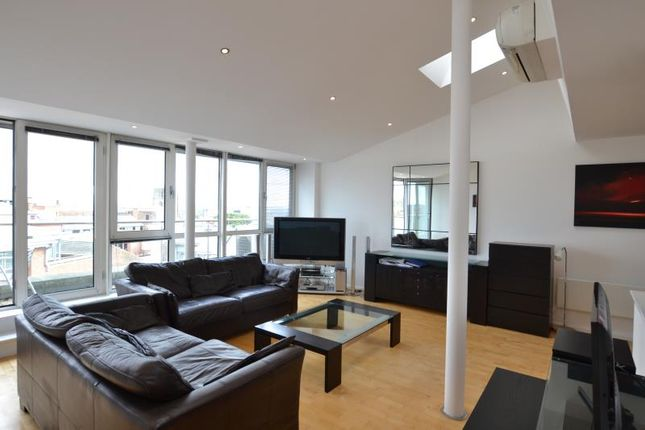 Thumbnail Flat to rent in 94 One Fletcher Gate, Adam's Walk, The Lace Market, Nottingham