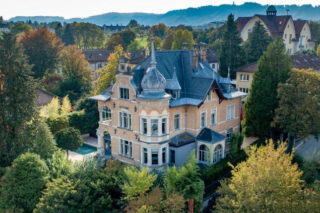 Thumbnail Villa for sale in Wollishofen, Zurich, Switzerland